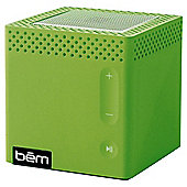 Bem Bluetooth Mobile Speaker Green