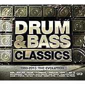 Drum & Bass Classics (3Cd)