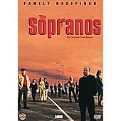 Sopranos Series 3 (DVD Boxset)