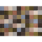 InRUGS Firenze Soft Multi Tufted Rug - 200cm x 140cm (6 ft 6.5 in x 4 ft 7 in)