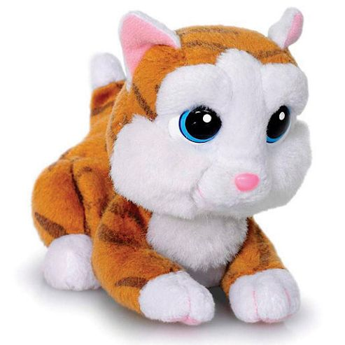 Emotion Pets Little Cuddles - Cherry the Cat