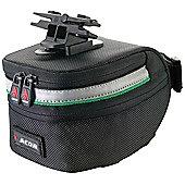 Acor Q/R Expandable Saddle Bag: Large.