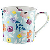 Tesco Pastel Floral Palace Mug, Single