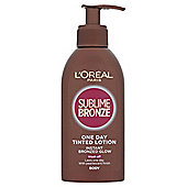 L'Oréal Sublime One Day Tinted Body Lotion 150ml