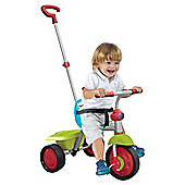 Fun Trike Green/Red/Blue