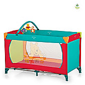 Disney Dream N Play Travel Cot, V-Pooh
