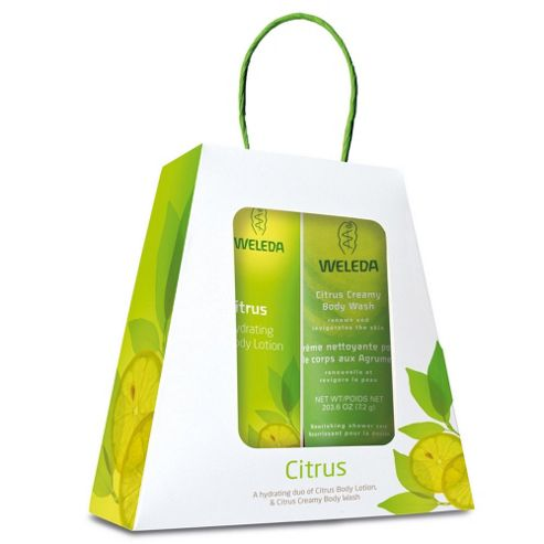 Weleda Citrus Duo Handbag