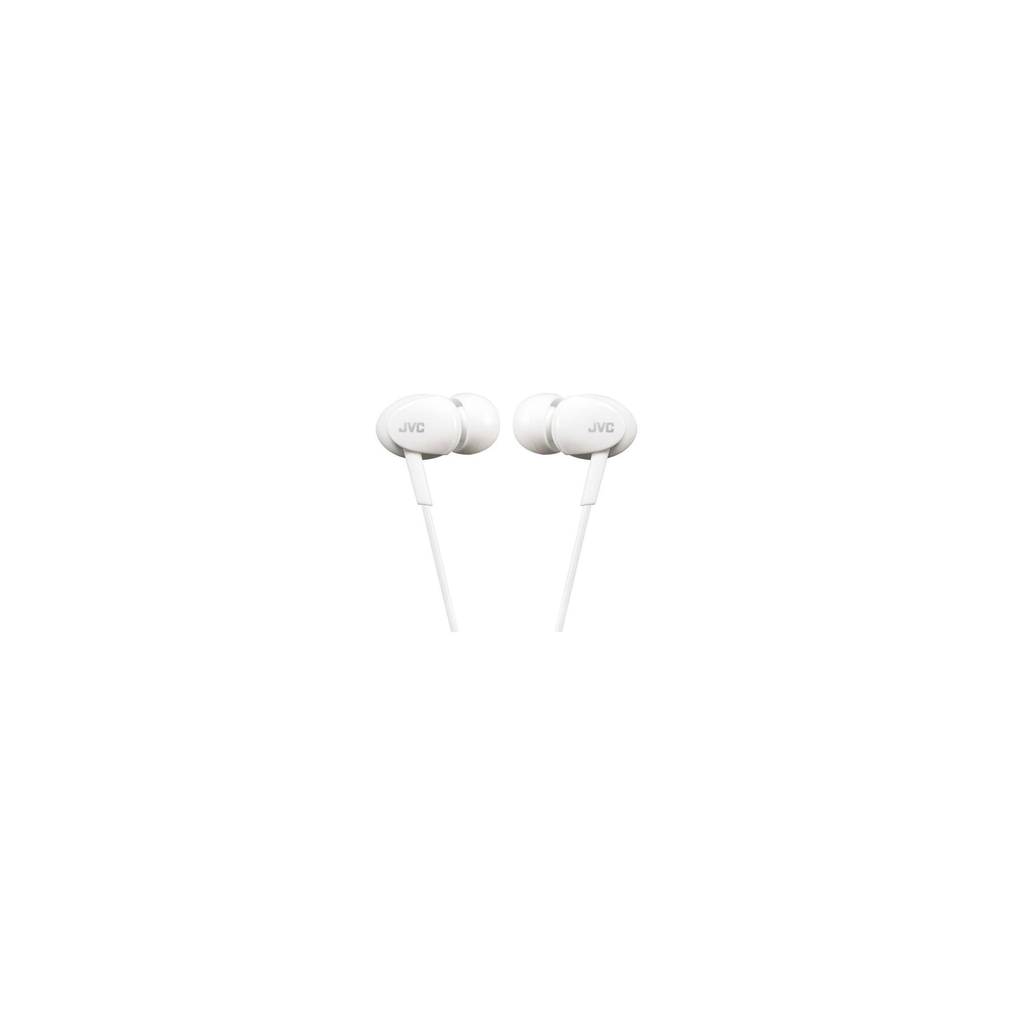JVC Air Fit Headphones - White