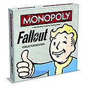 Fallout Monopoly Game (Grey)