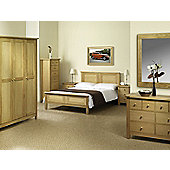 Home Zone Hampshire Bedroom Collection