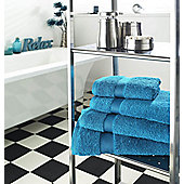Luxury 600gsm Supreme 100% Egyptian Cotton Towel - Blue