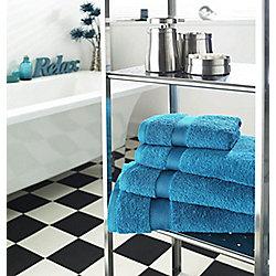 Supreme Egyptian Cotton Towel Blue Face Cloth