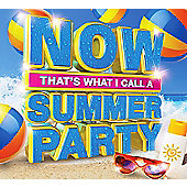 NOW! SUMMER PARTY (3CD)