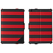 Griffin Cabana Black/Red Stripe iPad mini Case