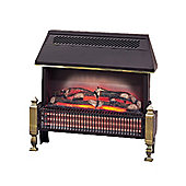 Dimplex Lyndhurst Radiant Fire (Flickering Log Effect)