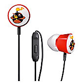 Gear 4 Red Tweeters AngryBirds Space Headphones