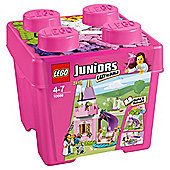 LEGO Juniors Princess Play Castle Bucket 10668
