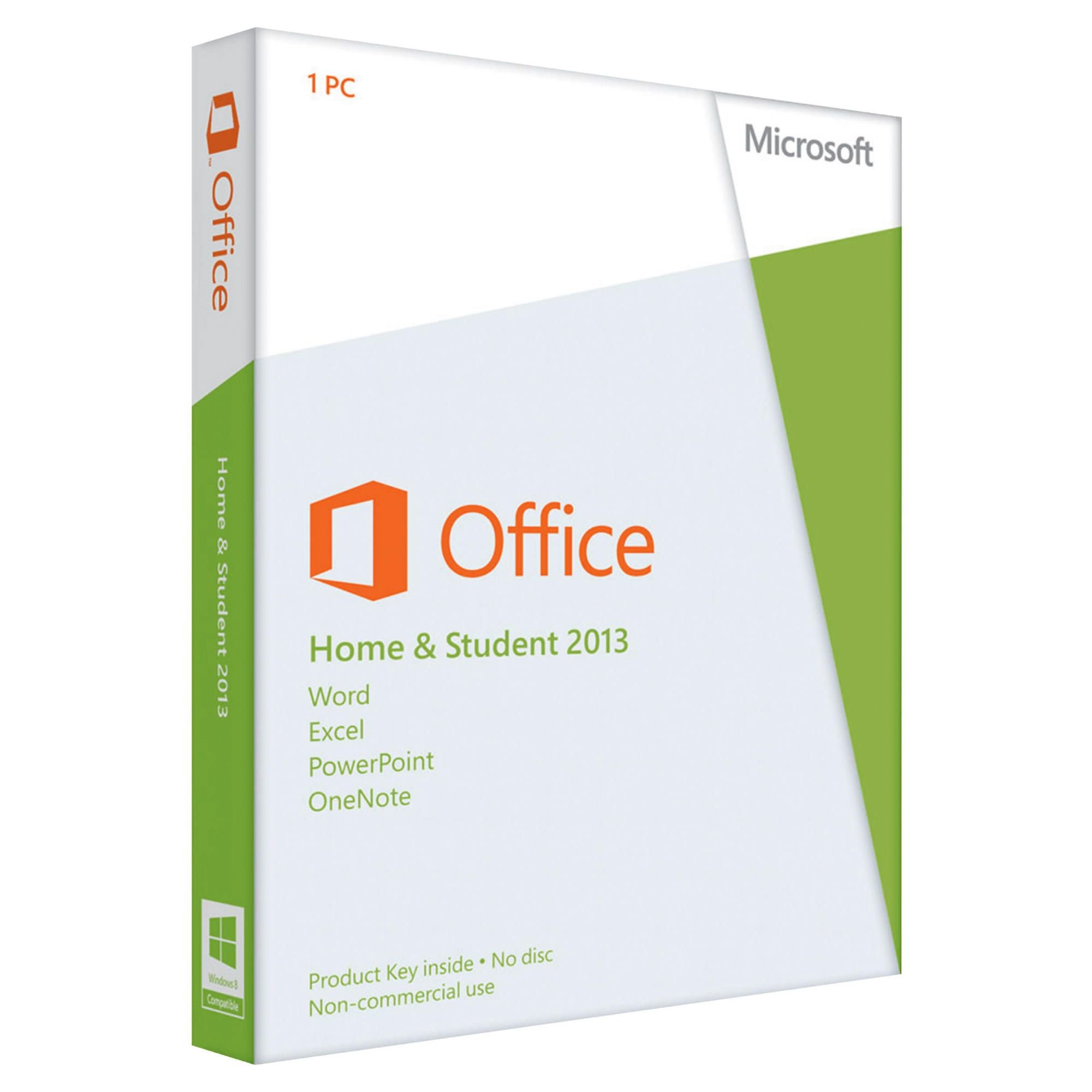Offerta: Microsoft Office Home e Student 2013 for PC