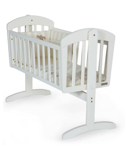 Mamas & Papas - Breeze Crib - White