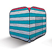 Pop Up Beach Hut (Blue)