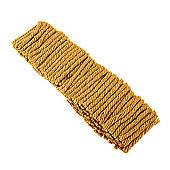 Anchor Rug Wool - Gold