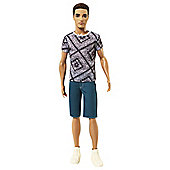 Barbie Fashionistas Ryan Doll