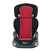 Graco Junior Maxi Highback Booster Car Seat - Scarlett