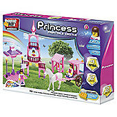 Block Tech Princess Fairy Tale Castle
