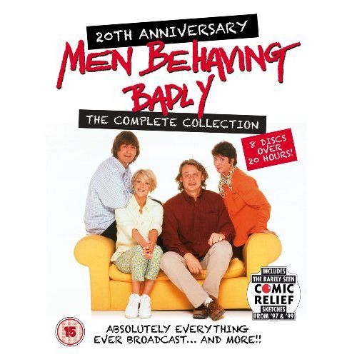 Men Behaving Badly 20Th Anniversary Complete Collector'S Edition (DVD Boxset)