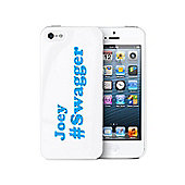 Personalised Hashtag iPhone 5 Case Phone Protector