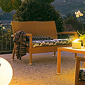 Varaschin Lotus Relax Chair by Varaschin R and D (Set of 2) - Dark Brown - Piper Rain