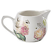 Wild Garden Fine China Cream Jug