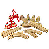 Bigjigs Rail BJT055 Bridge Expansion Set