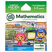 LeapFrog Learning Game Team Umizoomi