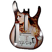 Band Hero - Taylor Swift Guitar Faceplate (PS3,360)