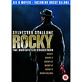 Rocky: The Undisputed Collection DVD