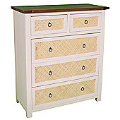 Wiseaction Havana 2 and 3 Drawer Chest