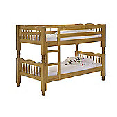 Verona Design Ltd Trieste Bunk Bed Frame in Antique