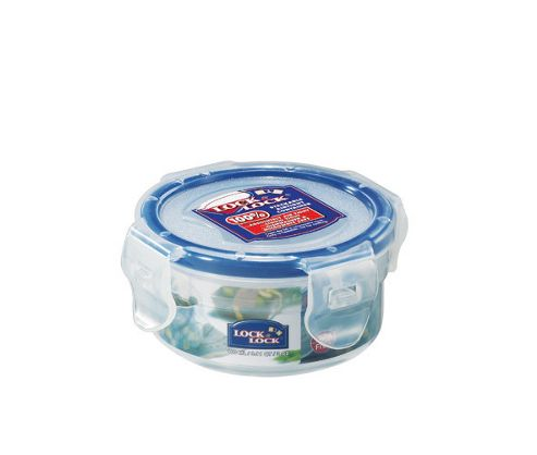Lock & Lock 100ml Round Food Container (Set of 10)