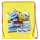 Henry Hugglemonster Kids' Gym Sack
