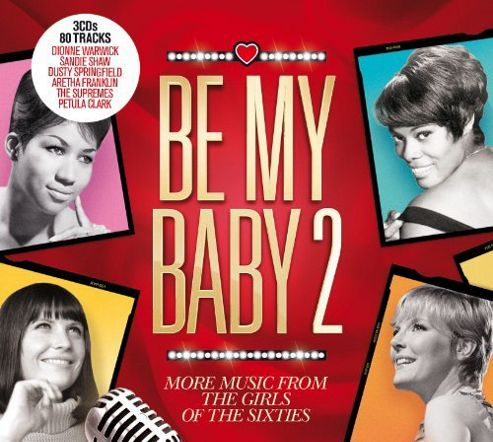 Be My Baby Vol 2 (3Cd)