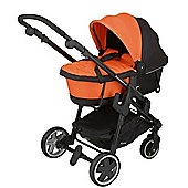 Kiddy Click n Move 3 Carrycot (Jaffa)