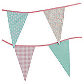 Tesco Kids Pretty Pastel Bunting