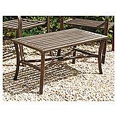 Low-level Steel Garden Table