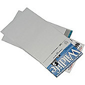 Postsafe Light-Weight Opaque Polythene Envelope 165x230mm C5 White Pack of 100 PL22