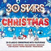 30 Stars Of Christmas