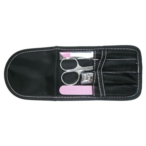Manicure Set In Pouch Stocking Filler