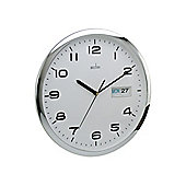 Acctim 21027 Supervisor Day/Date Wall Clock