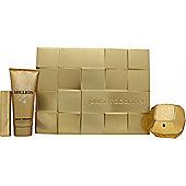 Paco Rabanne Lady Million Gift Set 80ml EDP + 10ml EDP + 100ml Body Lotion For Women