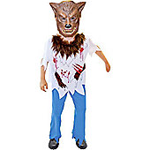 Werewolf - Child Costume 5-6 years